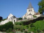 Visite patrimoine à Yèvre-le-Châtel Yèvre-la-Ville   2021-10-16