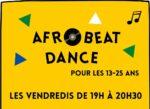 Afrobeat Dance Centre Paris Anim' Place des fêtes Paris