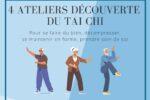 Ateliers découverte Tai Chi Chuan Accueil de jour les Balkans Paris