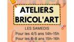 Bricol'art Centre Paris Anim' Place des fêtes Paris