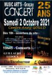 Concert Music Arts Graçay   2021-10-02