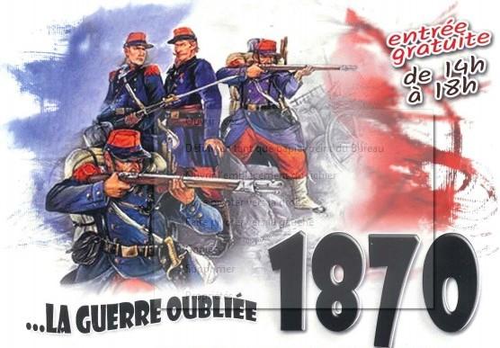 """Conférences """"Il y a 150 ans... la guerre oubliée - 1870"""" à Montoire-sur-le-Loir Montoire-sur-le-Loir"""