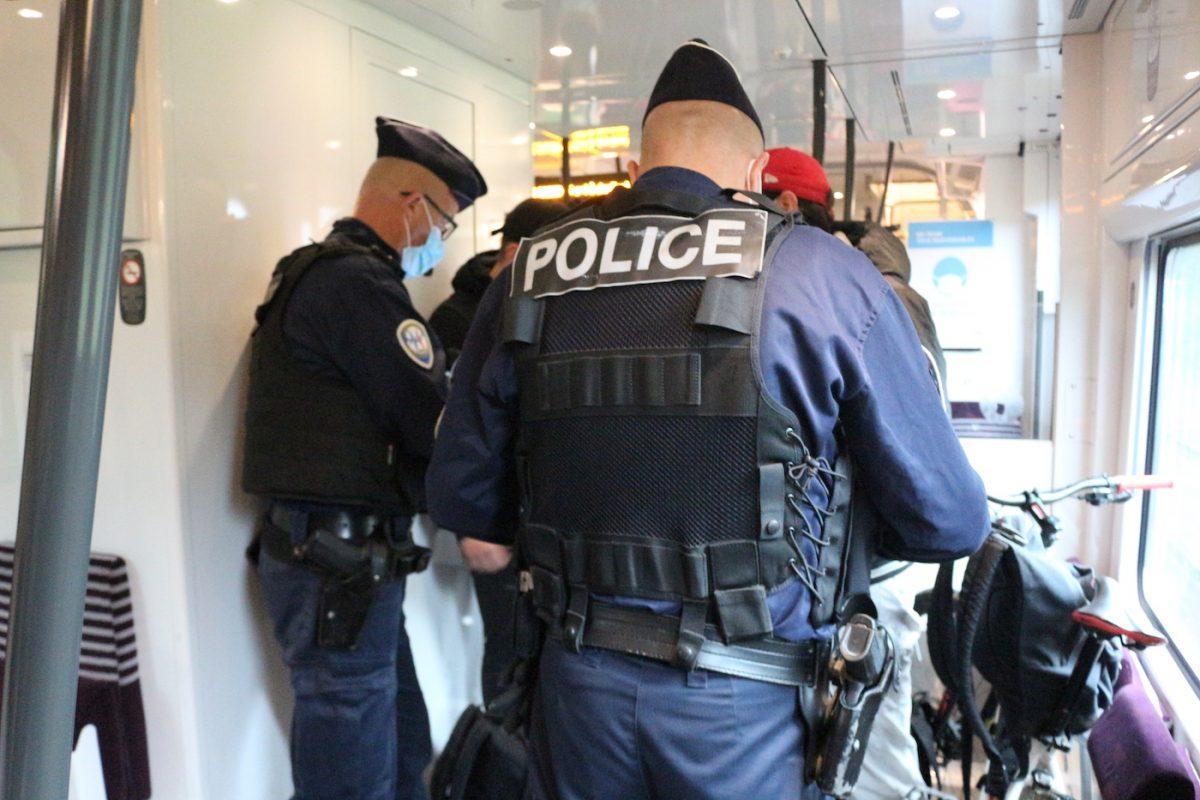 controle police