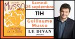 Dédicace exceptionnelle : Guillaume Musso au Divan ! Librairie Le Divan Paris
