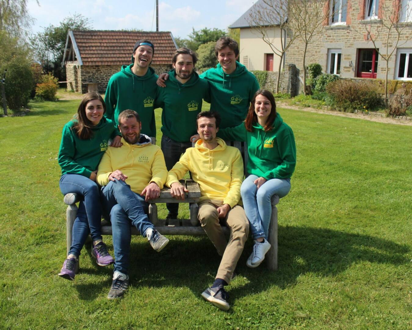 green river valley équipe organisateurs