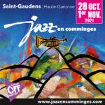 FESTIVAL JAZZ EN COMMINGES Saint-Gaudens   2021-10-28