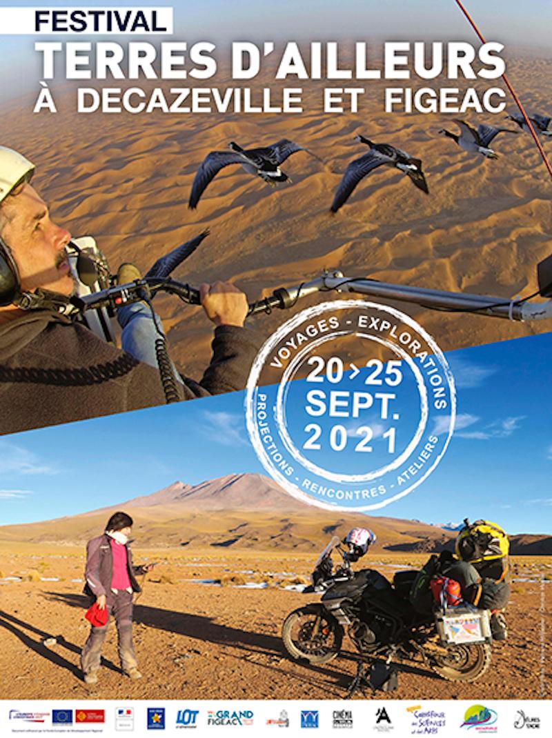Festival Terres d'Ailleurs  à Figeac Figeac