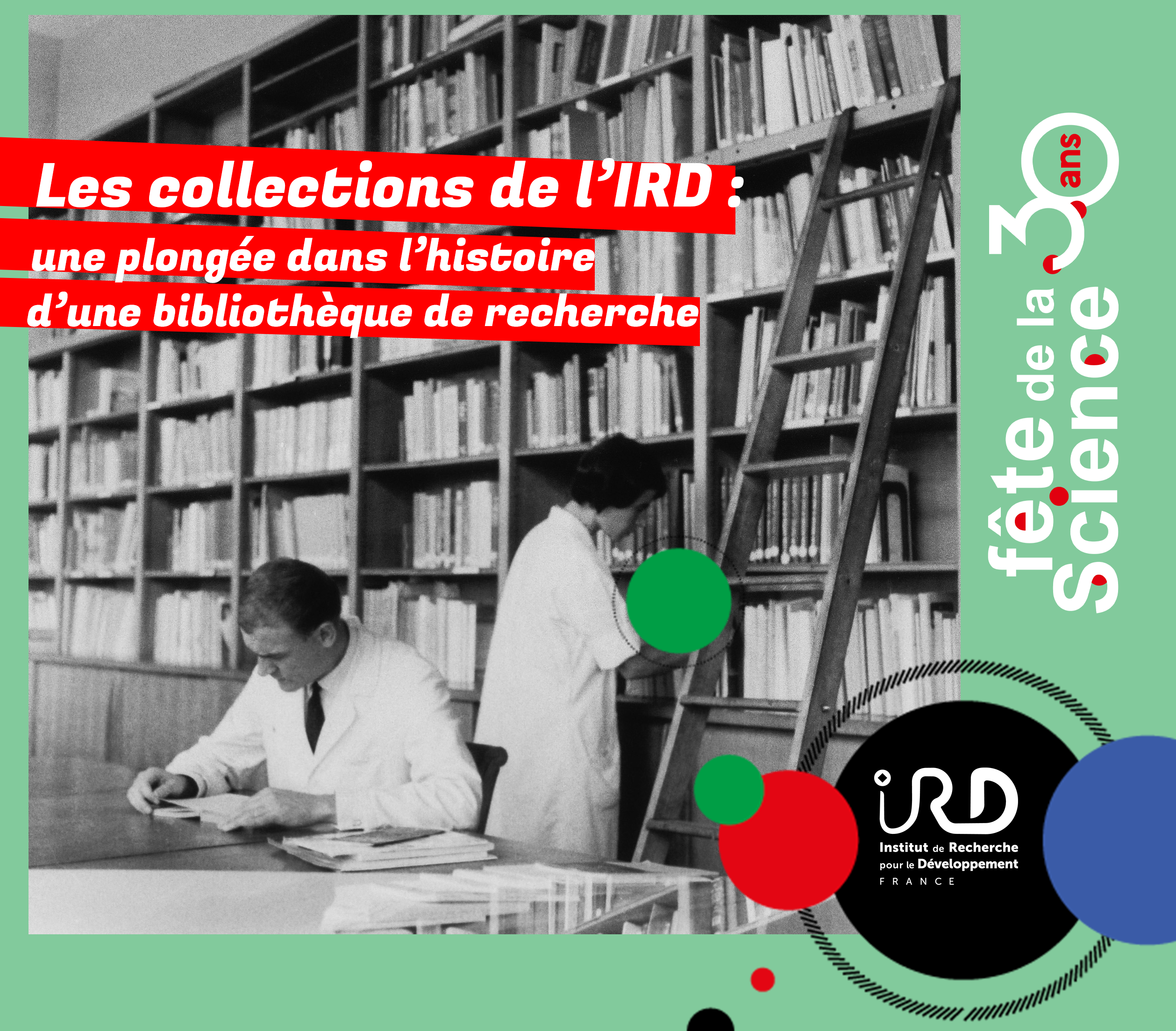 An immersion within the historical past of an IRD analysis library – Bondy Analysis Institute for Improvement Friday, October 8, 2021
