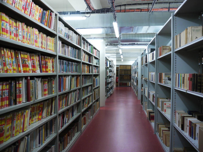 bibliothèque des champs libres collections rennes