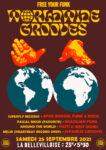 FREE YOUR FUNK : WORLDWIDE GROOVES La Bellevilloise Paris