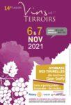 14ème Salon des Vins et Terroirs Rotary les 6 et 7 novembre 2021 à Claye-Souilly (77) Gymnase Des Tourelles Claye-Souilly