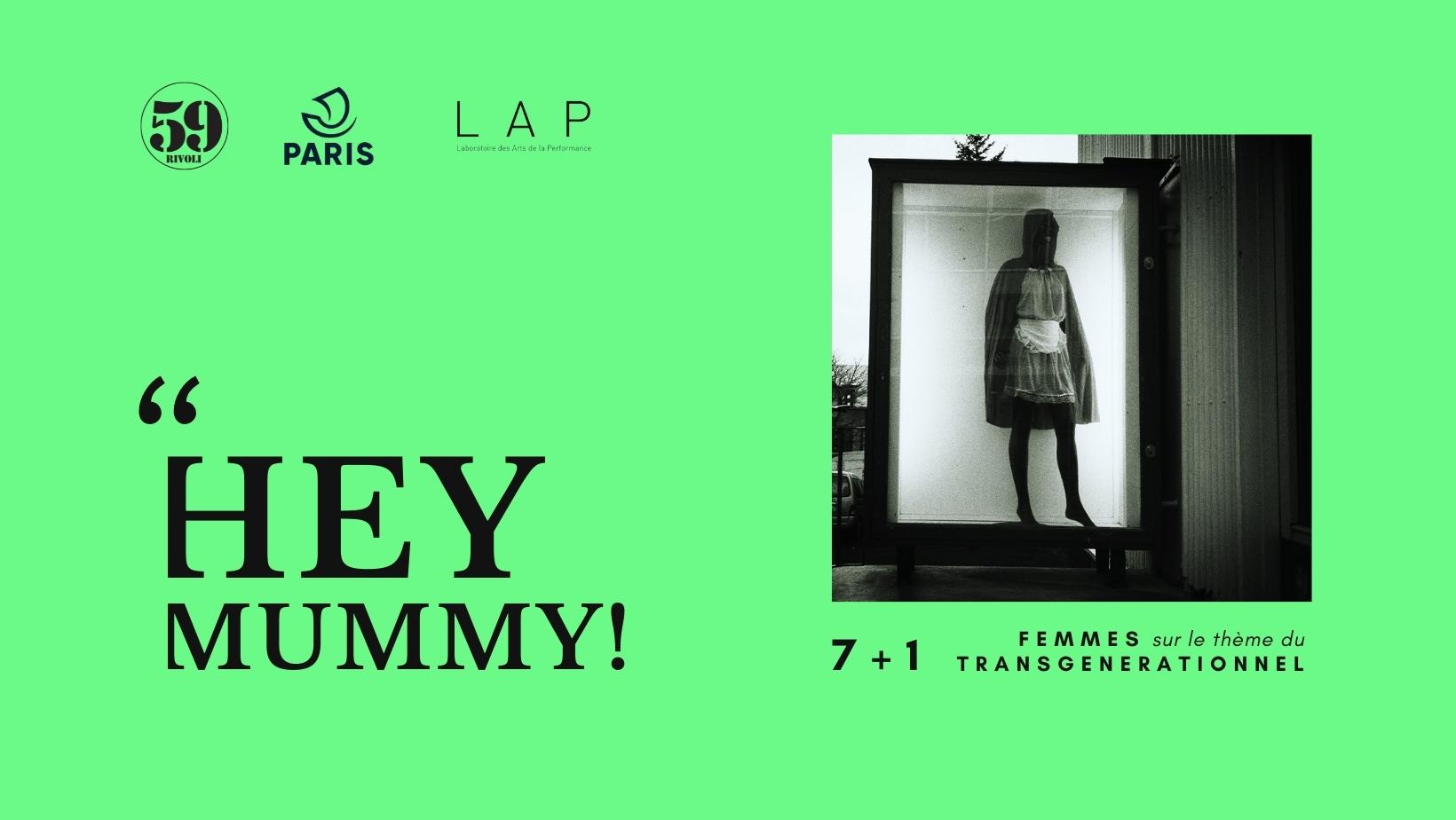 HEY MUMMY ! 59 Rivoli Paris