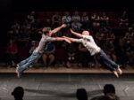 Interstice #2/ cirque sous chapiteau Vigoux Indre