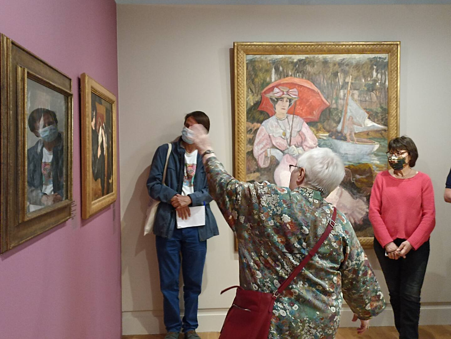 JEAN PUY/AMBROISE VOLLARD. UN FAUVE ET SON MARCHAND AU MUSÉE DE PONT-AVEN