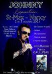 JOHNNY EXPOSITION Saint-Max   2021-10-02
