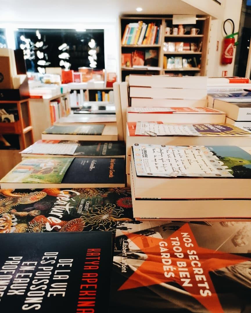 nuit des temps librairie rennes