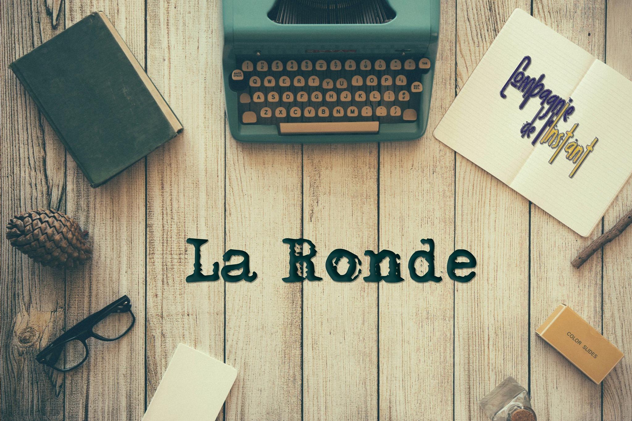 LA RONDE - SPECTACLE D'IMPROVISATION THÉÂTRALE Nancy   2021-10-02