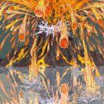 Le chant du monde. Exposition collective BD. Médiathèque Françoise Sagan Paris