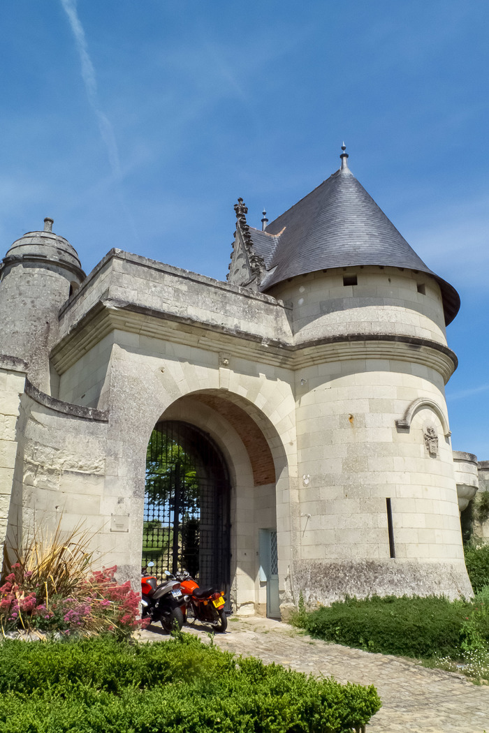 Visites libres du Coudray-Macouard