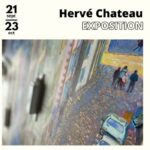 Exposition de Hervé Chateau au Monoprix Morlaix Monoprix Morlaix Morlaix
