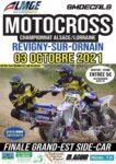 MOTOCROSS - SIDE CAR Revigny-sur-Ornain   2021-10-03