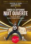 Nuit ouverte au Théâtre de la Ruche Théâtre la Ruche - Le Petit Théâtre de Viarme