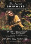 Pao Barreto présente « Spiralis » Studio de l'Ermitage Paris