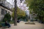 Paris 6e fête les jardins et l'agriculture urbaine Square Félix Desruelles Paris