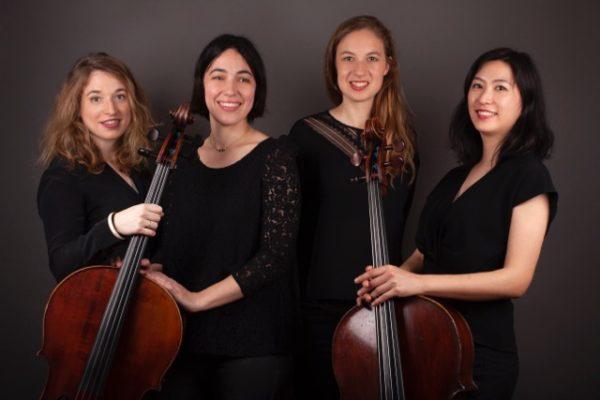 Quatuor Serioso Celli Argent-sur-Sauldre   2021-09-26