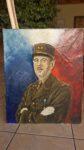 """Regard d'Artistes """" Hommage au Général Charles de-Gaulle"""" - Vendeuil Vendeuil"""