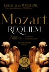 Requiem de Mozart à la Madeleine Eglise de la Madeleine Paris