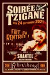 SOIREE TZIGANE AVEC SHANTEL La Bellevilloise Paris