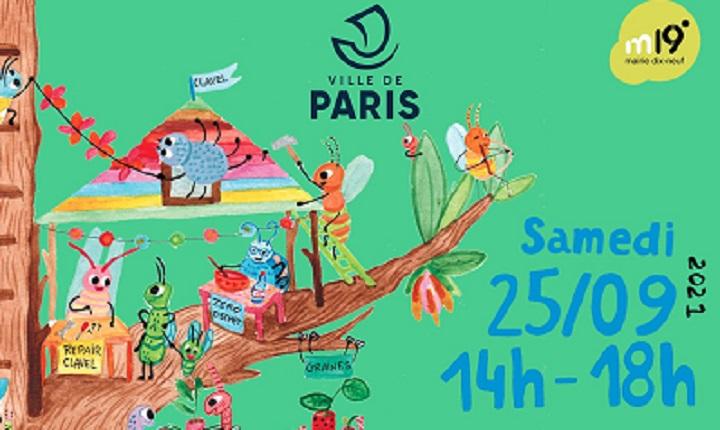 Sortie en forêt pour enfants ! Gare du Nord Paris