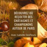 Sortie Récolte de châtaignes et champignons autour de Paris Bois de Vincennes Paris