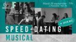 Speed Dating La Foisonnate Paris