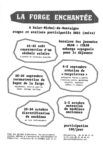 Stages et ateliers participatifs à la Forge enchantée Saint-Michel-de-Montaigne