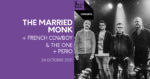 The Married Monk x French Cowboy & The One x Perio Petit Bain Paris