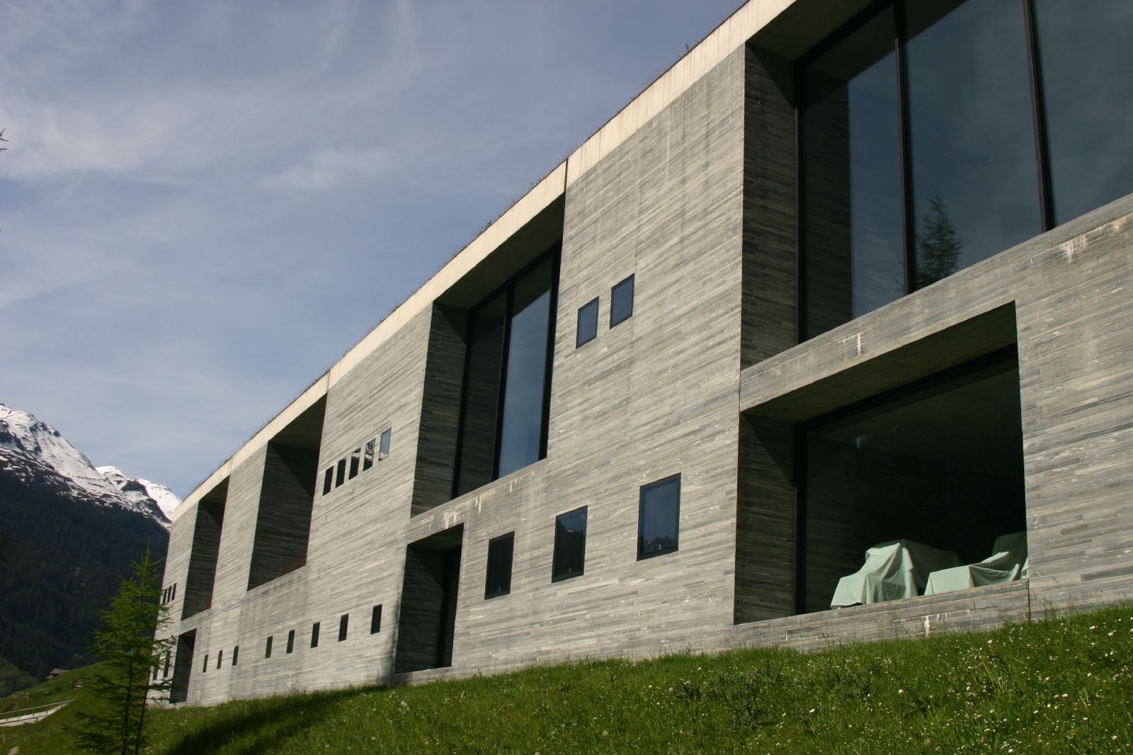 thermes vals, peter Zumthor