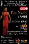 Tita Nzebi en concert au 360 Music Factory 360 music factory Paris