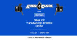 After O'Clock invite Newtrack Arnaud PERRINE Paris