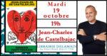 Art & mode : Jean-Charles de Castelbajac chez Delamain ! Librairie Delamain Paris