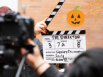 Création d'un clip vidéo sur le thême d'Halloween Val-de-Livenne