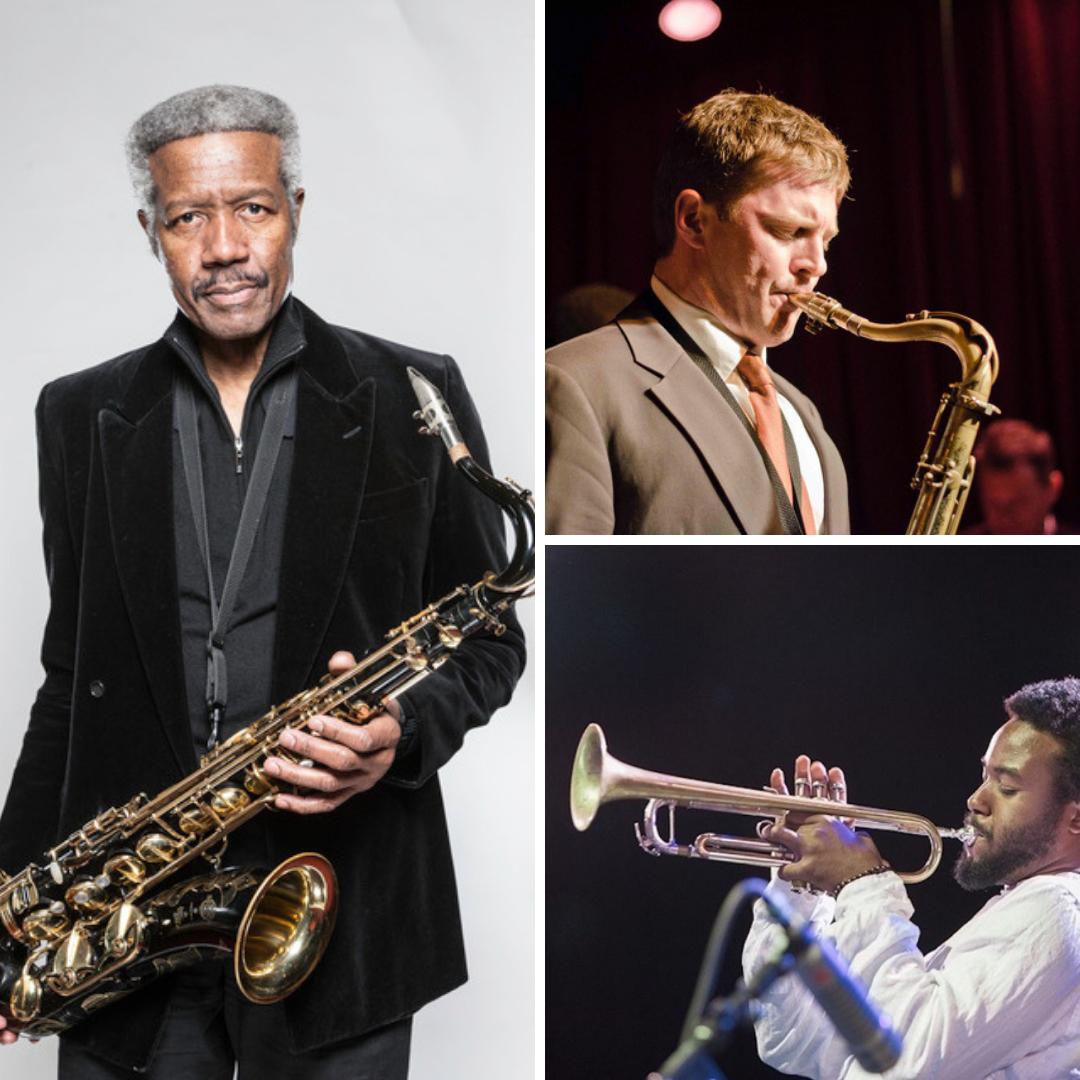Eric ALEXANDER & Wallace RONEY JR quintet Sunset & Sunside