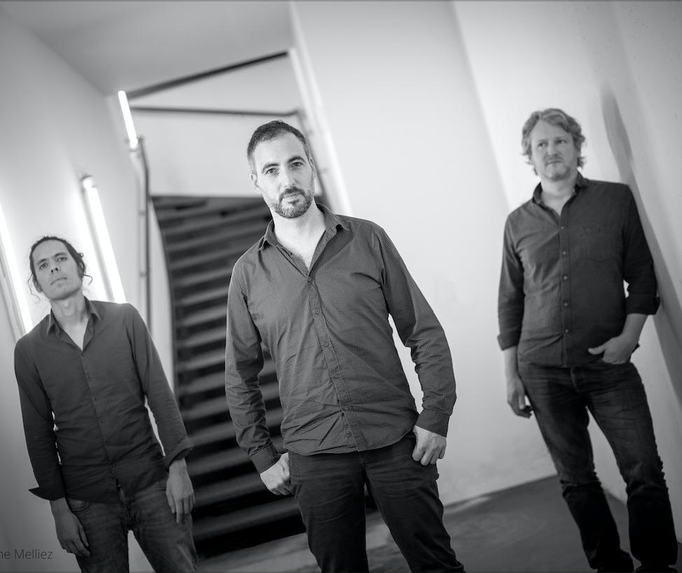 Fabrice TAREL Trio Sunset & Sunside