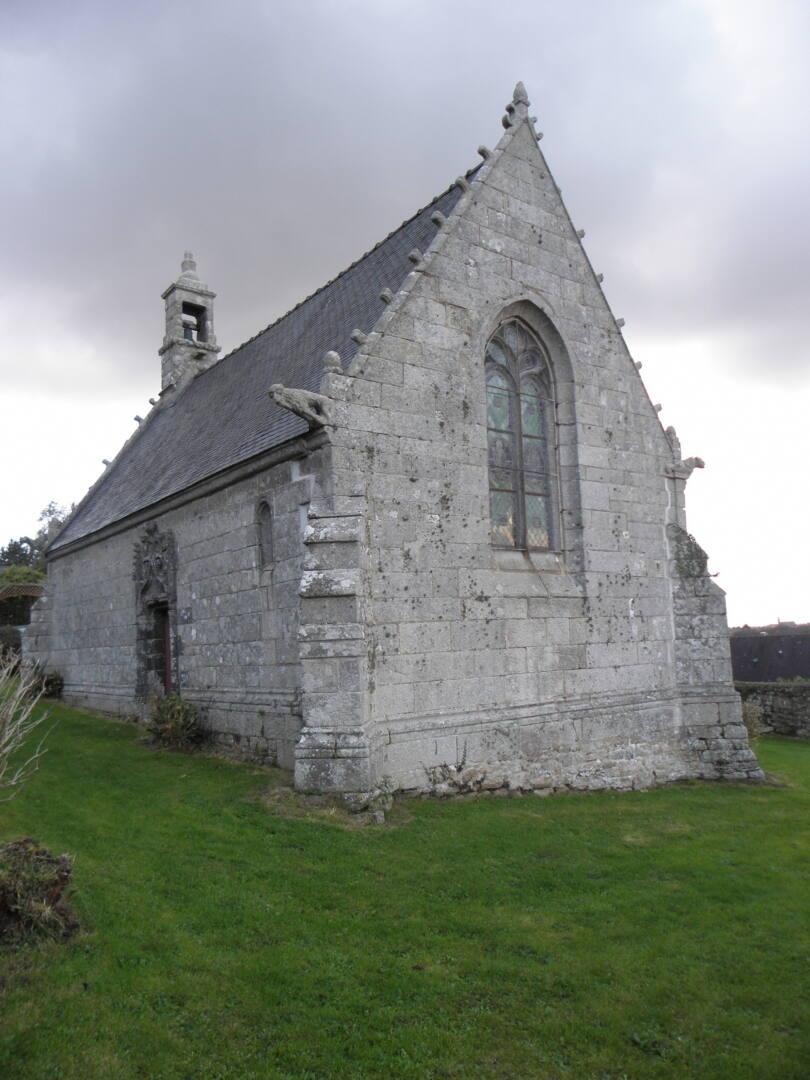chapelle penity finistère