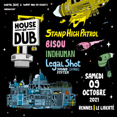 house of dub rennes