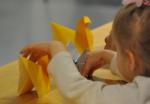 Initiation à l'origami Maison de la culture du Japon Paris