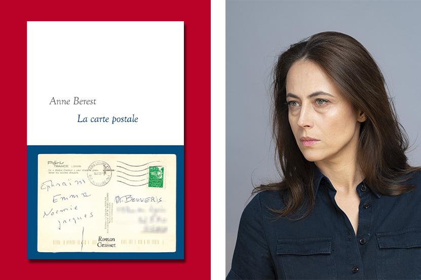 Anne Berest Carte postale