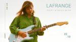 LaFrange en concert - Sad love songs LESTUDIO CLUB Paris
