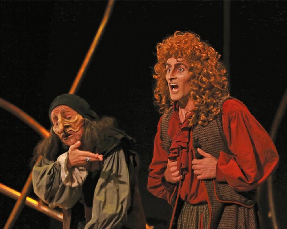 L'Avare (Cie du Théâtre Kronope) La Teste-de-Buch